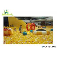 Wholesale Soft Large Indoor Playground Custom Made Design For 3 - 12 Years Old from china suppliers