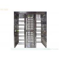 Wholesale Access Full Height Turnstiles Gate Electronic Brushed With bi-directional from china suppliers