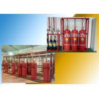 Wholesale No Residue Oily Deposits Hfc 227 Fire Extinguishing System for Big Zone from china suppliers