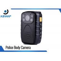"Quality 2.0"" LCD Security Police Body Worn Cameras With Motion Detection for sale"