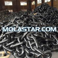 Wholesale Molastar  Chain Manufacturer High Strength Stud Link Anchor For Marine Ship Anchor Chain from china suppliers