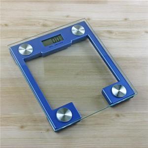 China Electronic Glass Bathroom Scale XJ-3K813 on sale