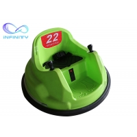 Wholesale Wholesale Colorful Plastic Battery Operated Electric Toddler Remote Control Bumper Kids Round Spining Bumper Car Ride from china suppliers