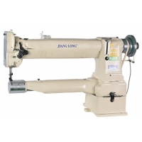 Wholesale Thick Material 1000*110mm 2200 R.P.M Long Arm Sewing Machine from china suppliers