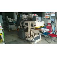 Wholesale Small Size Moulding Planer Machine , Automatic Wood Planer For Floor from china suppliers