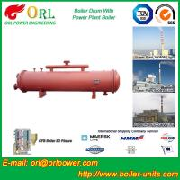 Buy cheap Low Pressure Boiler Mud Drum CFB Boiler Spare Part ASTM Certification from wholesalers