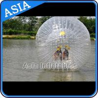 TPU or PVC Human Zorb Ball , Water Walking Zorb , Inflatable Ball Toys for sale