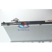 Quality CRV 2007 2.4L RE4 AT Honda Aluminum Radiator wind Engine Cooling Radiator for sale
