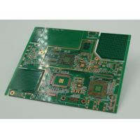 Wholesale 10 Layer BGA High Density Interconnect PCB Board Immersion Gold Plated from china suppliers