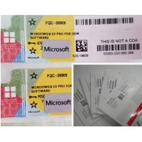 Wholesale Microsoft Windows 10 Home Licence Product Key & DVD , Computer Application Software from china suppliers