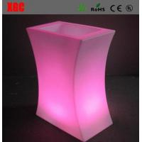 Wholesale Clear Plastic LED Cabinet Beer Ice Bucket Remote Control 3 Years Warranty from china suppliers