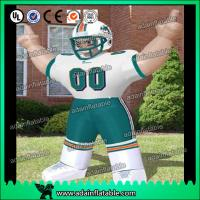 Wholesale Football Event Advertising Inflatable Sports man Cartoon from china suppliers