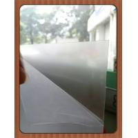 China 0.5mm ultra thin clear acrylic plexiglass sheet on sale
