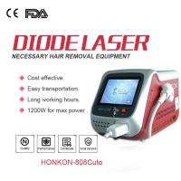Wholesale Professional Painless 808nm Diode Laser Hair Removal Machine for beauty salon ,laser 808 from china suppliers