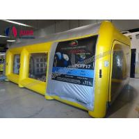 Wholesale Outdoor portable mini inflatable paint booth,inflatable spray paint tent for car from china  manufacture from china suppliers