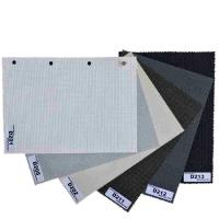 Quality Big Openness Motorized Blind Use Office Sunshade Durable Sunscreen Fabric for sale