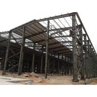 Wholesale Recyclable Workshop Steel Structure With Excellent Anti - Impact Ability from china suppliers