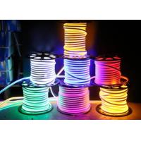 Wholesale 7W 700LM 110V Flex LED Neon Tube Light For Indoor Decoration Warm White from china suppliers