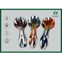 Buy cheap Wig Wag Glass Smoking Tubes Hand Held 9mm Thickness Independent Stable Package from wholesalers