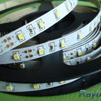 DC 12V PCB 3528 smd White Flexible Led Strip Lights, Tape Lighting For Decoration, Exhibition Hall for sale
