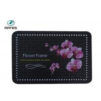 Wholesale Custom Color Oilproof Kitchen Floor Mats Anti Fatigue With Non Slip Backing from china suppliers