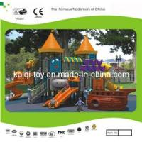Wholesale Pirate Ship Series Outdoor Playground Equipment (KQ10129A) from china suppliers