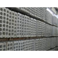Quality Fireproof MgO Prefab Hollow Core Concrete Panels / Prefabricated Interior Wall Panels for sale