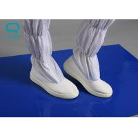 China Dust Free Clean Room Floor Mats , Disposable Sticky Mats For Cleanroom on sale