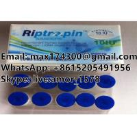 Wholesale Raw Hormone Powders , Riptropin Human Growth Hormone For Bodybuilding from china suppliers