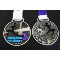 Buy cheap Personalized Custom Sports Medals 3d Both Side Soft Enamel Eco-friendly from wholesalers