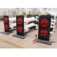 Wholesale Shell Tube Heat Exchanger Water Cooling For Freezing Industries ,  Leather Chiller from china suppliers
