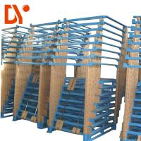 China Heavy Duty Portable Stacking Pallet Racks , Steel Warehouse Pallet Racking on sale