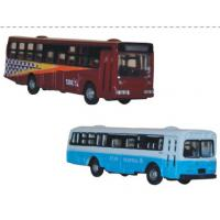 Buy cheap model alloy bus(without light),miniature model scale bus,1:150 model bus,model stuffs,model accessories from wholesalers