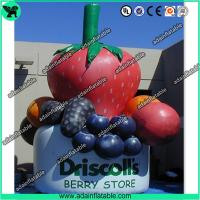 Wholesale Inflatable Strawberry,Inflatable Grape, Advertising Inflatable Fruits Replica from china suppliers