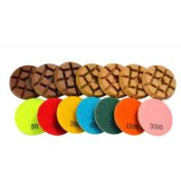 Wholesale Super Fine 3 Inch Flexible Diamond Polishing Pads Good And Stable Performance from china suppliers