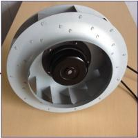Wholesale Aluminum Die Cast Ec Centrifugal Exhaust Fan Blower Backward Curved 280*50 mm from china suppliers