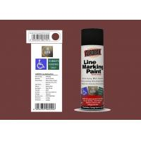 Wholesale AEROPAK anti rust lacquer Line Marking Spray Paint for road with MSDS from china suppliers