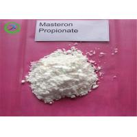 Muscle Gaining Steroids Pharmaceutical Raw Materials Drostanolone Propionate 99% Min Purity for sale