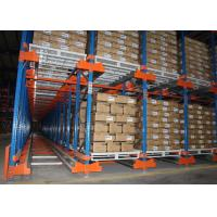 Wholesale Multi Category Detachable Radio Shuttle Pallet Racking For Distribution Center from china suppliers