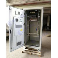 Buy cheap Waterproof Power Supply Cabinet IP55 Anti Corrosion Thermal Insulated For Air from wholesalers