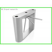 Quality Stainless Steel DC Brushless Tripod Turnstile Gate Mechanisms 1 Year Warranty for sale