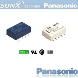 Buy cheap Panasonic Signal Relays TQ from wholesalers