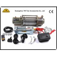 Buy cheap 12V / 24V 4wd Recovery Kit 12000Lbs Electric Winch With Fairlead Remote from Wholesalers