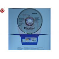 Wholesale Full Version Windows 7 Pro Coa Sticker OEM Server Software 32 Bit / 64 Bit from china suppliers