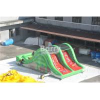 Wholesale Promotion Children Toy Inflatable Snake Slide With Stair Behind from china suppliers