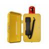 Wholesale Vandal Resistant Waterproof Emergency Phone / Weatherproof Telephone Box from china suppliers