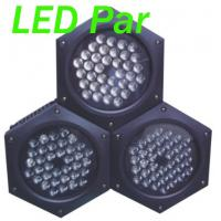 Wholesale Blackout High Power 350mA / 4mm Led Stage Lighting Systems With RGB Color Mixing from china suppliers