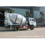 China Huyndai Nanjun Industrial Concrete Mixer Truck 6cbm 6120 X 2200 X 2600mm for sale