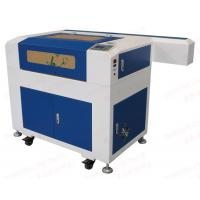 China Acrylic laser engrvaing & cutting DT-6040 60W MINI CO2 laser engraving machine for sale