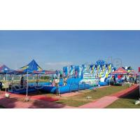 Wholesale Backyard Big Amazing Inflatable Water Parks Kid And Adult Outdoor Games from china suppliers